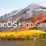 macOS High Sierra 10.13.1 2017年アップデート
