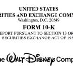 米ウォルト・ディズニー 10K 四半期連結SEC報告書 2017年 売上551億ドル 粗利93億ドル