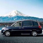 東京のタクシーの8割はトヨタ車である