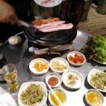 韓国ソウルフード サムギョップサル とんちゃん 元祖日本初のサムギョプサル専門店