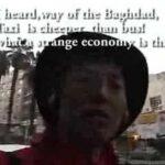 ボクの2004年1月26日「バグダッド日誌」
