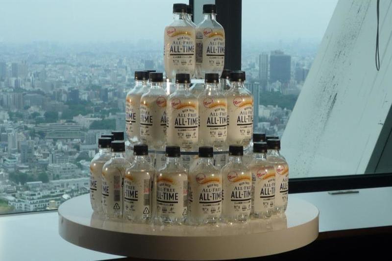 サントリーの『オールフリーオールタイム』という無色透明ペットボトル飲料の挑戦 5