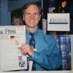 1991年『MacPress』創刊 関西のマッキントッシュユーザーを結ぶコミュニティ誌