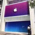 『AppleStore渋谷』2018年10月26日(金)朝8時 リニューアルオープン