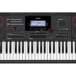指一本でもこれだけ楽しめるキーボード CASIO CT-X5000