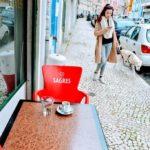 リスボンのカフェでエスプレッソ #ポルトガル