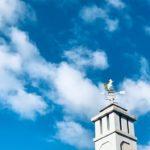 この空の青さがハンパない!アズール #ポルトガル