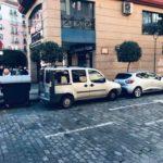 縦列駐車を制するものがすべてを制す スペイン ウエルバ アンダルシア編