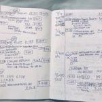 海外での経費精算メモはタイムスタンプ手書き記述法