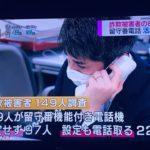 電話詐欺被害者に電話アンケートをする県警とそれに電話で答える電話詐欺被害者…149人の被害者のうち119人が電話対応