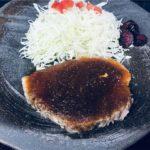 高田馬場 お箸で切れるほどのホロホロの極厚生姜焼き!『極厚家(ごくあつや)』