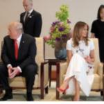 通訳不要の新たな皇室外交 令和のトランプ夫妻と天皇陛下の会話シーン