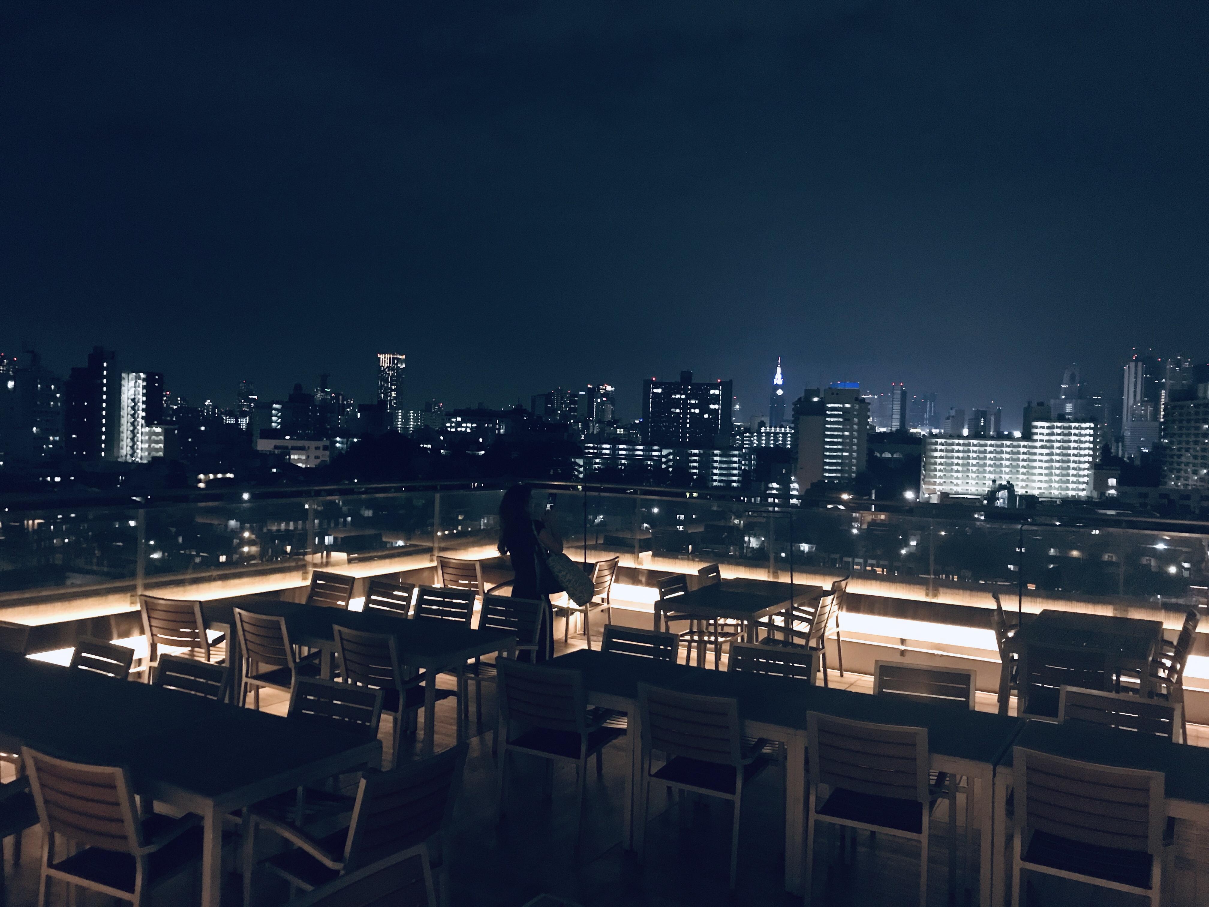 高田馬場の期間限定ルーフトップバー『Sounds Terrace』に行ってみた! 19