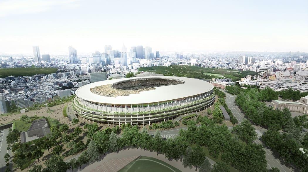 改装費1,569億円の国立競技場が完成!東京都民 一人あたり1万1,405円分の負担、就業者一人あたり1万9,488円分の負担 1