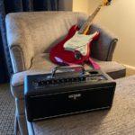 BOSS KATANA AIR の最大の魅力はギター抱えて5秒で音が出る事!