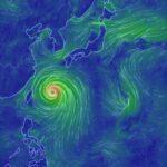 2020年、沖縄の台風9号はハンパないほど強烈!