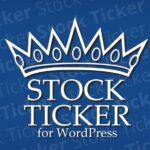 [WP]プラグイン STOCK TICKERの設定方法