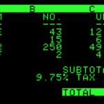Excelに『ゼロ』の概念があったならば…ビジカルク表計算メタファーをくつがえしてほしい。