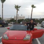 沖縄・外車レンタカー オープンカー