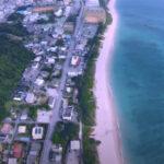 DJI FPVによる初フライト沖縄!